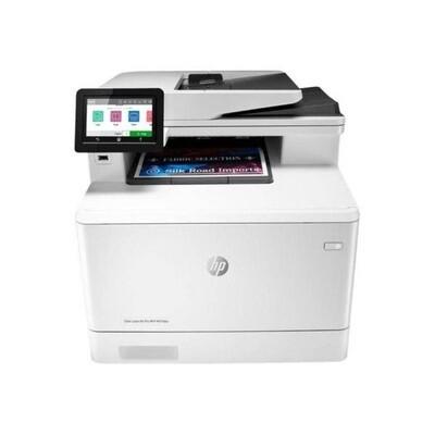 HP Color LaserJet Pro MFP M479dw 3合1多功能鐳射打印機