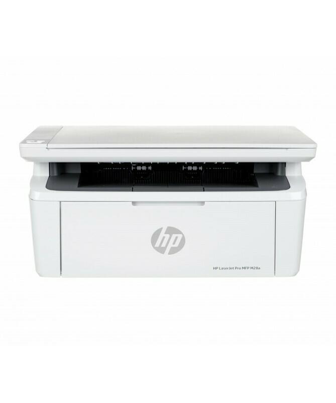 HP LaserJet Pro M28w 黑白鐳射打印機