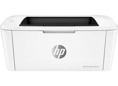 HP LaserJet Pro M15w 黑白鐳射打印機
