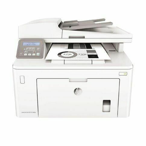 HP LaserJet Pro M148dw 黑白鐳射打印機