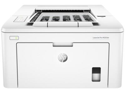 HP LaserJet Pro M203dn 黑白鐳射打印機