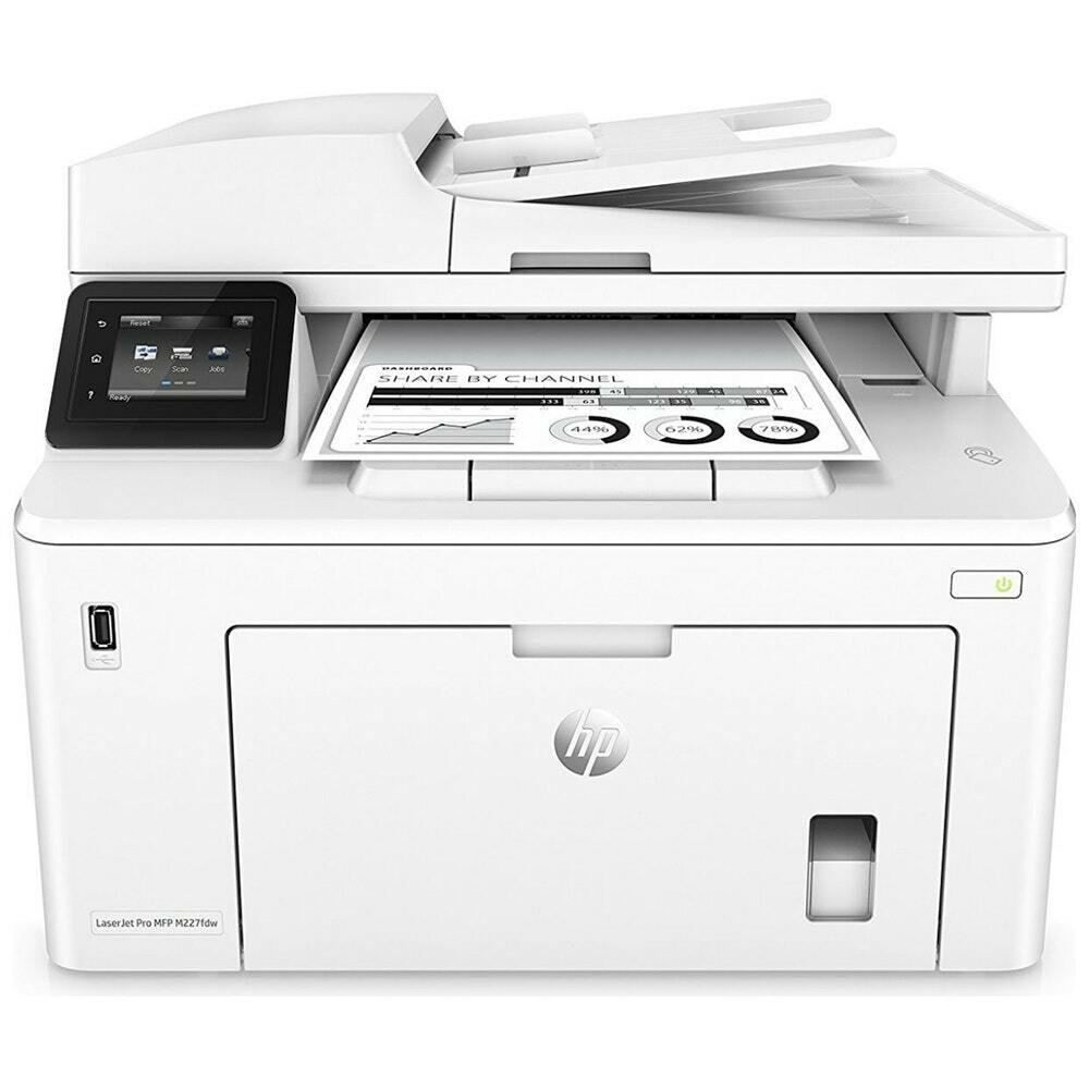 HP LaserJet Pro MFP M227fdw 黑白多功能鐳射打印機