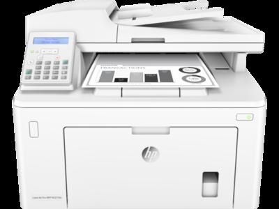 HP LaserJet Pro MFP M227fdn 黑白多功能鐳射打印機