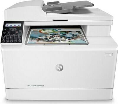 HP Color LaserJet Pro MFP M183fw 彩色鐳射打印機