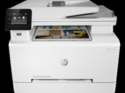 HP Color LaserJet Pro MFP M283fdn 彩色鐳射打印機