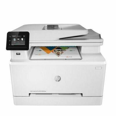HP Color LaserJet Pro MFP M283fdw 彩色鐳射打印機