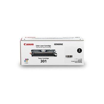 Canon Cartridge 301BK 黑色原裝打印機碳粉盒 CRG301BK