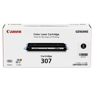 Canon Cartridge 307 BK 黑色原裝打印機碳粉盒 CRG307BK