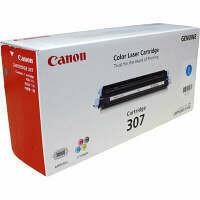 Canon Cartridge 307 C 藍色原裝打印機碳粉盒 CRG307C