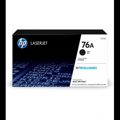 HP 76A  高打印量黑色原廠 LaserJet 碳粉 CF276A