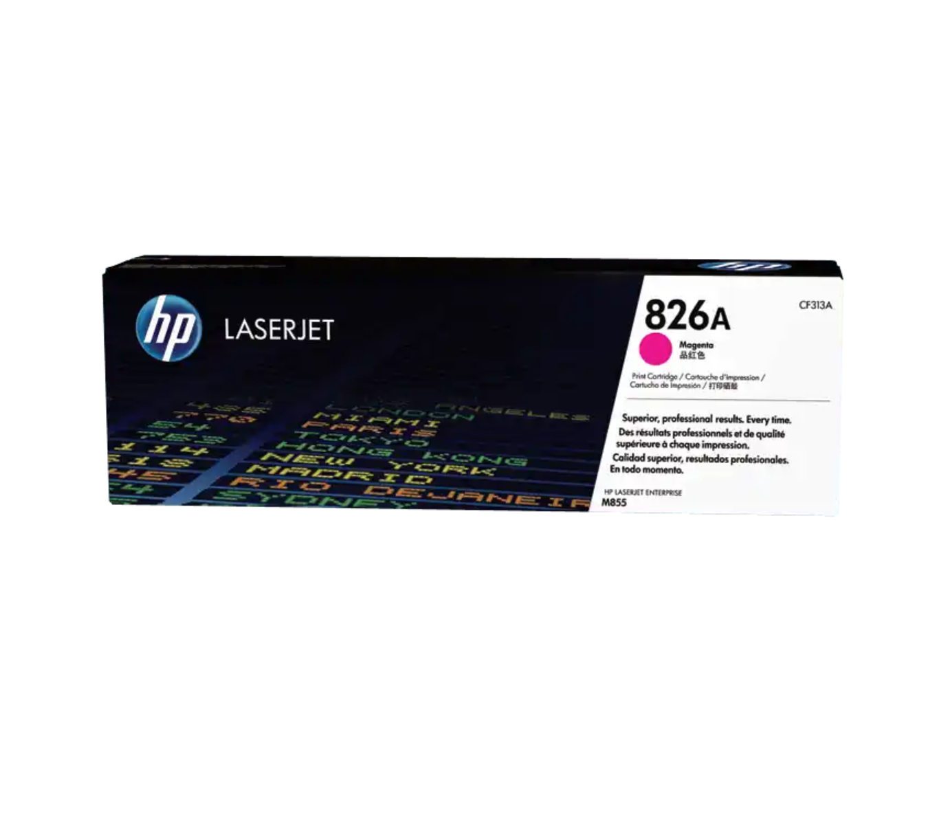 HP 826A 洋紅原廠 LaserJet 碳粉 CF313A