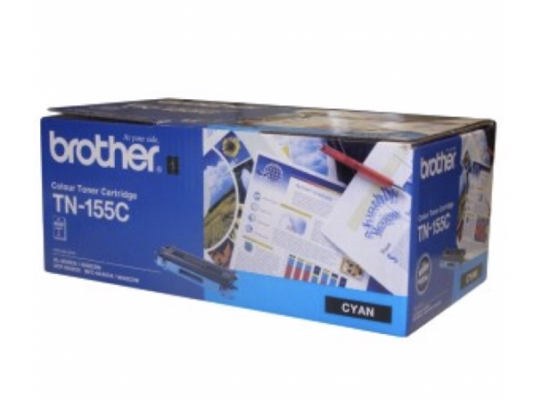 Brother TN155 C 青色高容量原裝碳粉盒 TN155C