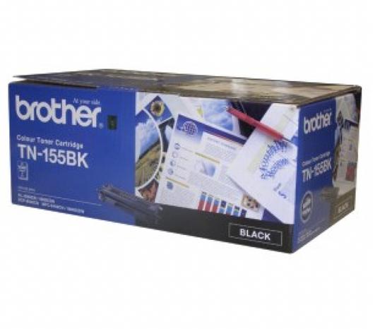 Brother TN155 BK 黑色高容量原裝碳粉盒 TN155BK