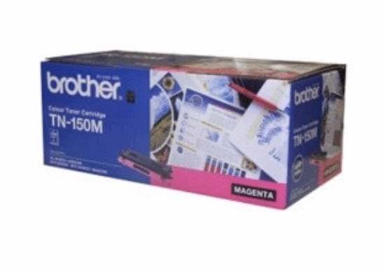 Brother TN150 M 洋紅色原裝碳粉盒 TN150M