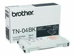 Brother TN04 BK 黑色高容量原裝碳粉盒 TN04BK