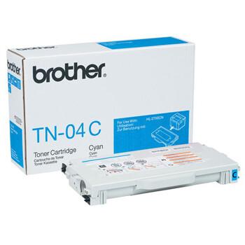 Brother TN04 C 藍色高容量原裝碳粉盒 TN04C