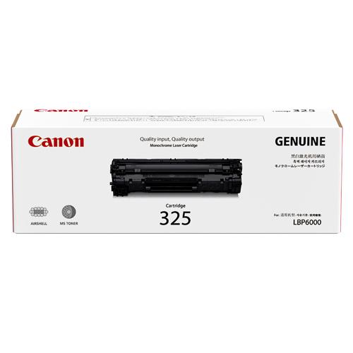 Canon Cartridge 325 黑色原裝打印機碳粉盒 CRG325