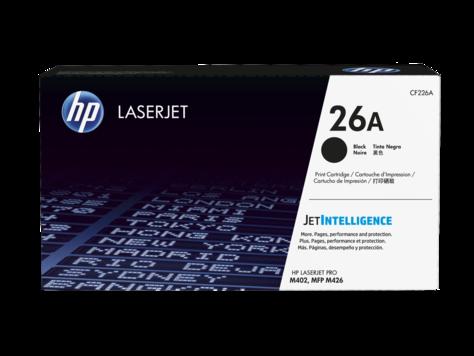 HP 26A 黑色原廠 LaserJet 碳粉 CF226A