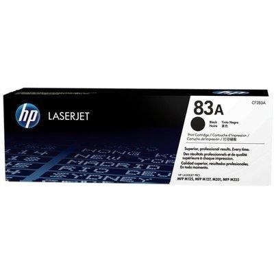 HP 83A 黑色原廠 LaserJet 碳粉 CF283A
