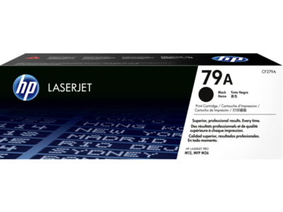 HP 79A 黑色原廠 LaserJet 碳粉 CF279A