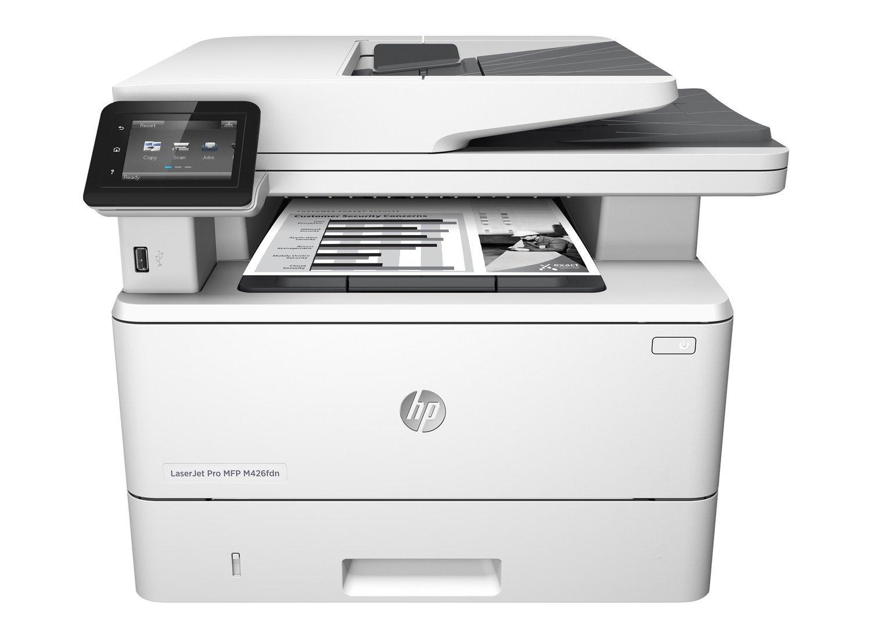 HP LaserJet Pro MFP M426fdn 黑白鐳射打印機