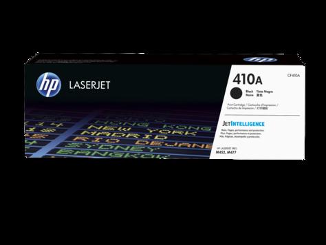 HP 410A 黑色原廠 LaserJet 碳粉 CF410A