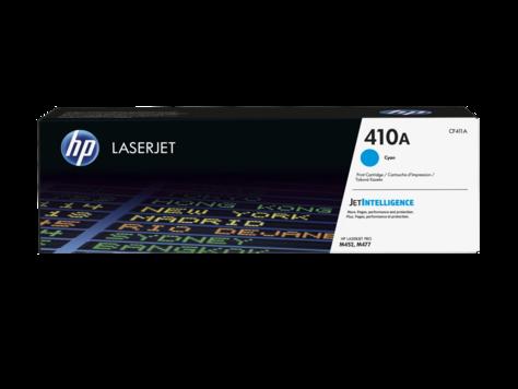 HP 410A藍色原廠 LaserJet 碳粉 CF411A