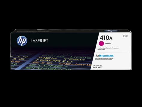 HP 410A洋紅色原廠 LaserJet 碳粉 CF413A