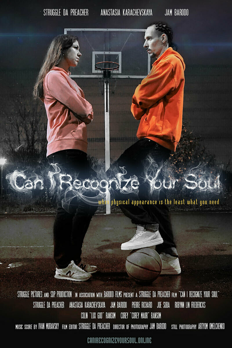 Autographed 'Can I Recognize Your Soul Movie' Card