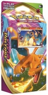 Pokémon TCG: Collector Sword & Shield Vivid Voltage Theme Deck Charizard