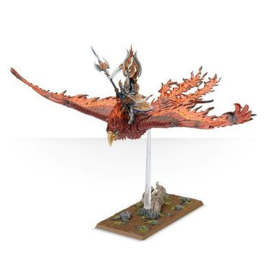 Warhammer Flamespyre Phoenix