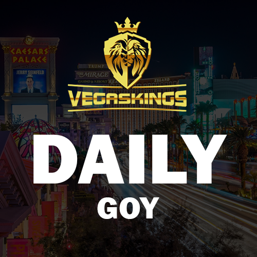(1 DAY) THE KING'S DAILY GOY CARD
