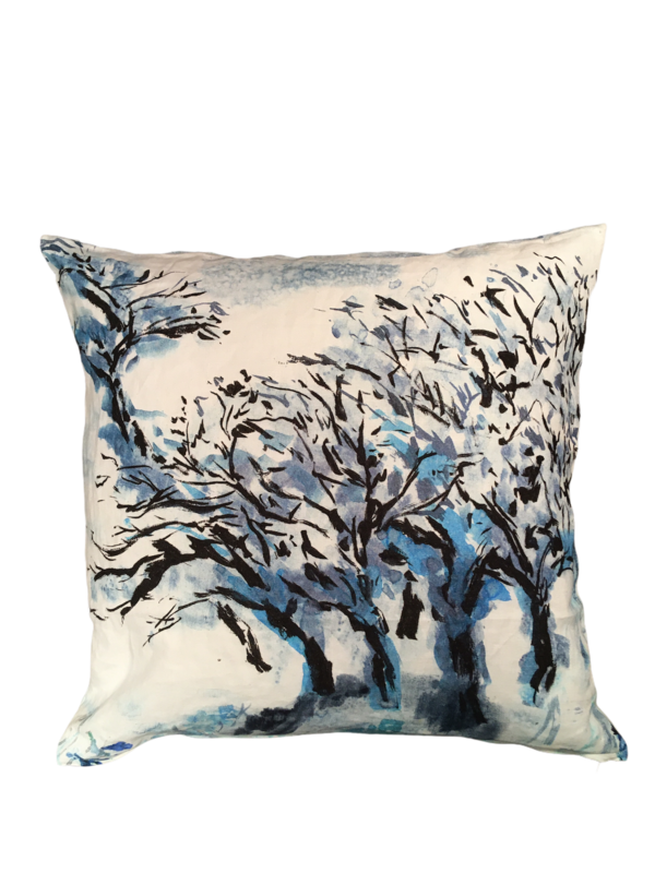 Coussin Lande Chinoise