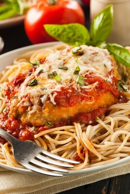 Chicken Alla Parmigiana 2 Pieces