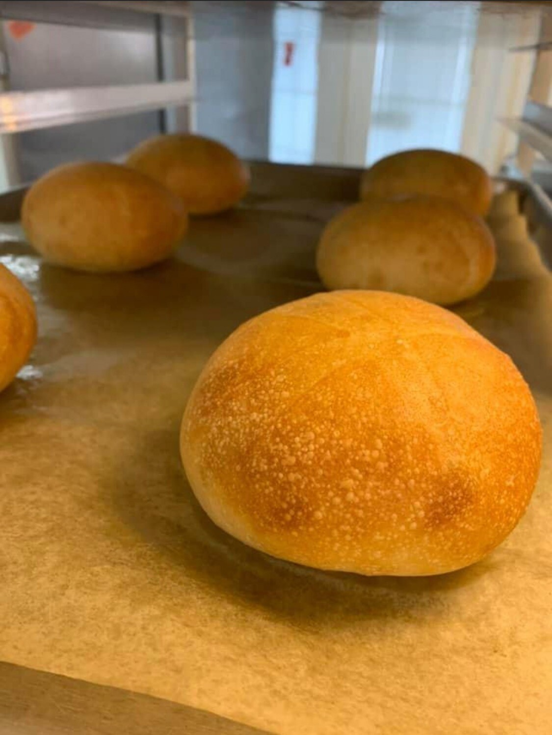 Homemade Rolls (1)