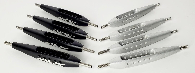 2 Aluminum Trident Trailing Arms