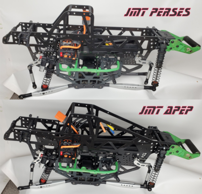 JMT Bolt-on Chassis Kits for LMT Build