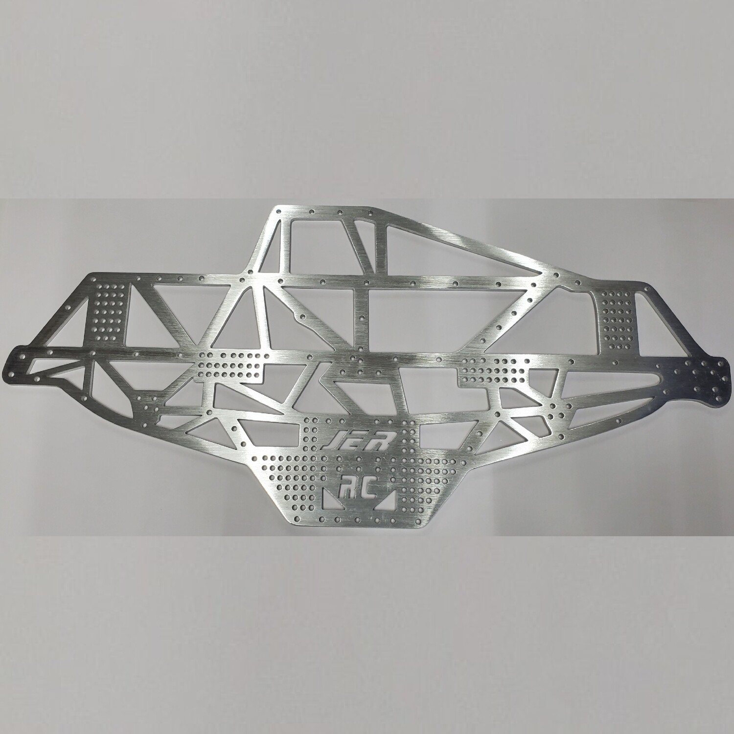 APEP Cage Chassis Kit raw aluminum