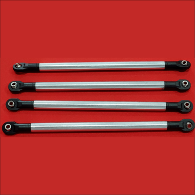 8mm 7075 Upper  4 Link Bars