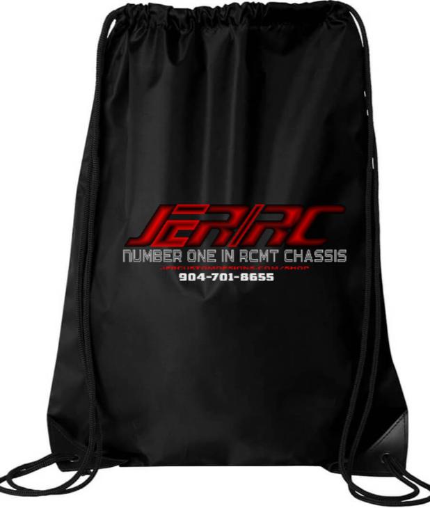 JER / RC Drawstring Tote Bag