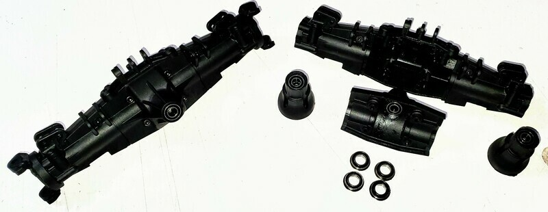 LMT Rubber Sealed Bearing Kits