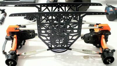 JER/RC Infinity  Chassis