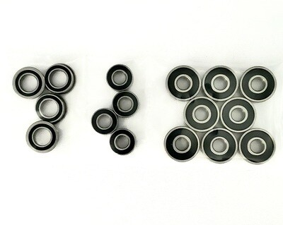 LMT Rubber Sealed Bearing Kits
