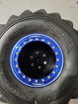 TREAL LMT Wheel Stainless steel bolt kit