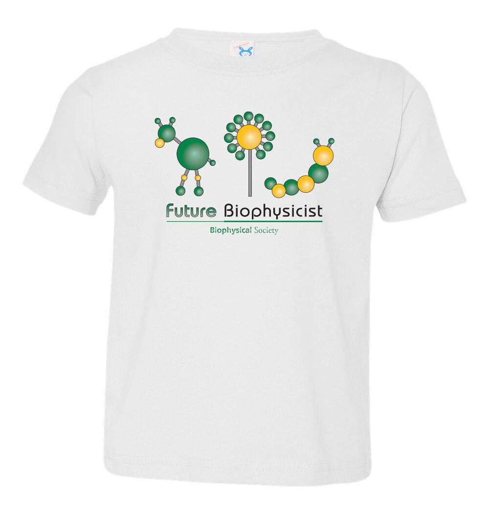 Future Biophysicist Toddler T-Shirt
