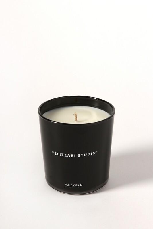 Pelizzari Studio - Wild Opium Candle