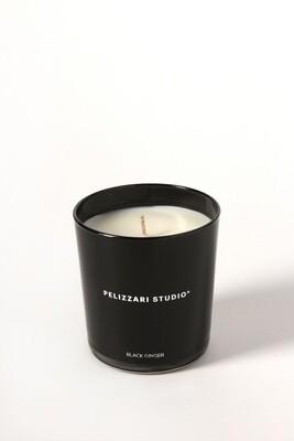 Pelizzari Studio - Black Ginger Candle