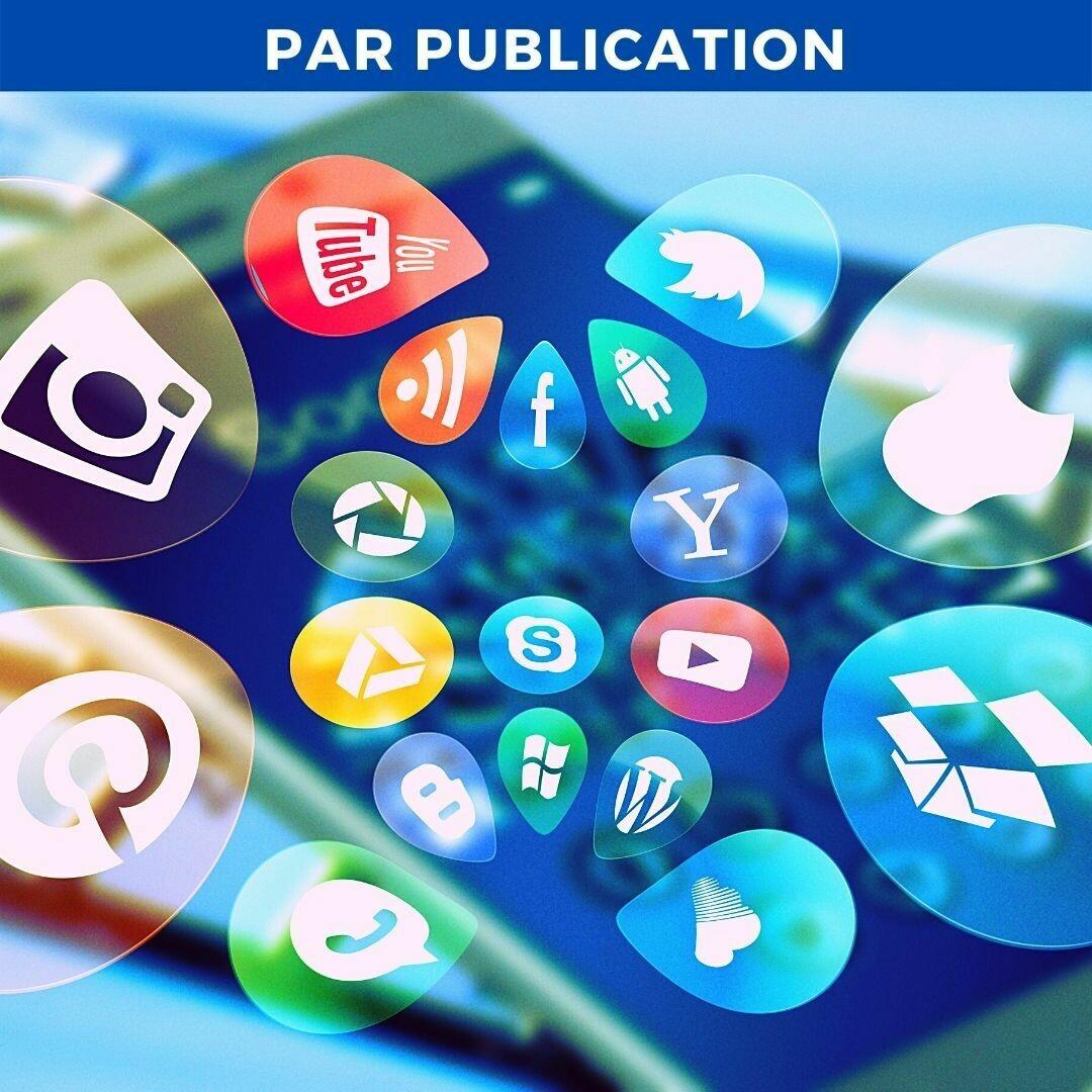Community management - Publication