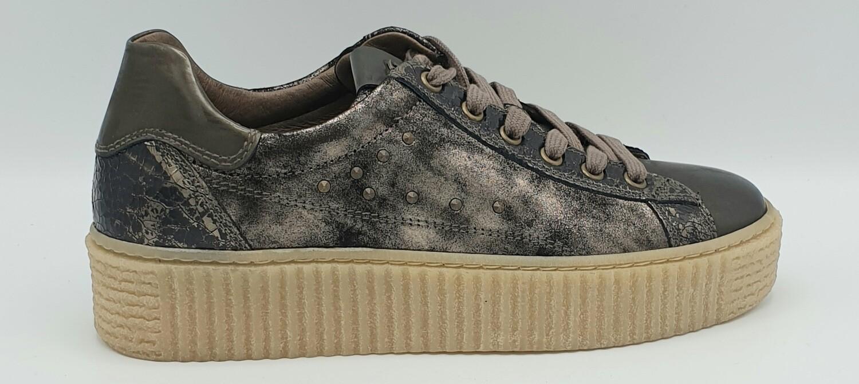 Sneakers Nero Giardini art. A806692D/441 colore bronzo