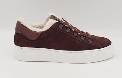 Sneakers Nero Giardini art. A909162D/700 colore bordeaux